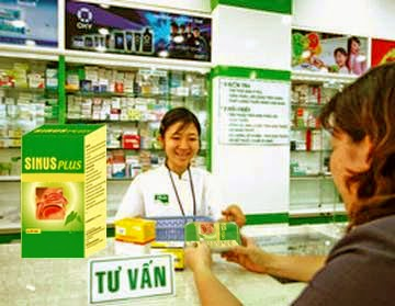 Thanh Phan Thao Duoc Sinus Plus
